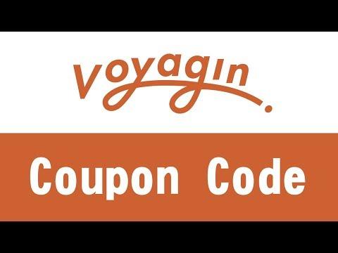 How to get Voyagin coupon code