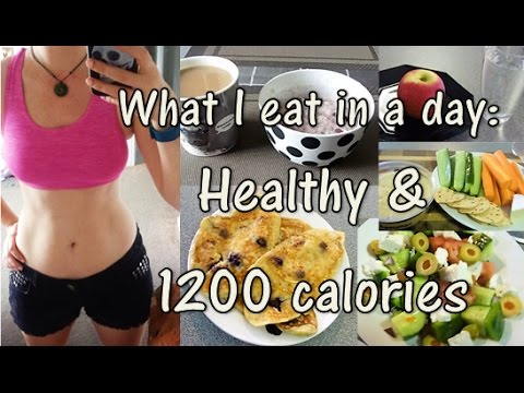 Video What I eat in a day: (to help lose weight)