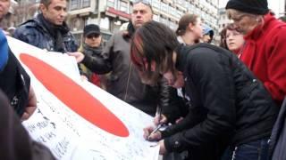 OMOIYARIセルビアが日本へ思いやり3.11の被災地支援活動
