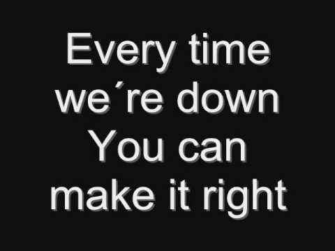Backstreet boy's-Larger Than Life-Lyrics