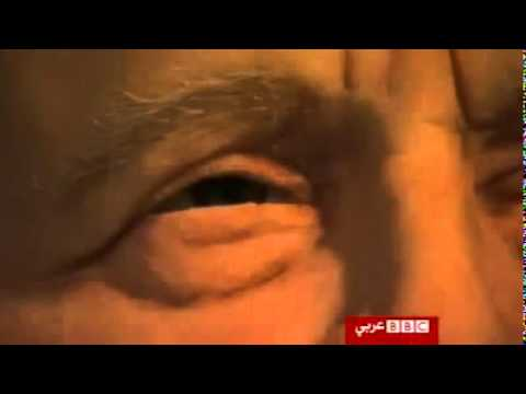فيديو جديد للمجرم شارون .. مومياء محنطة على السرير