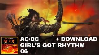 AC/DC - 06. Girl's Got Rhythm