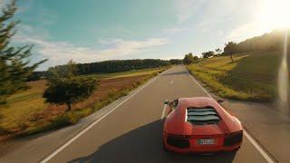 The Chasing Game (Lamborghini Aventador vs. FPV Drone) | NoN4me ????