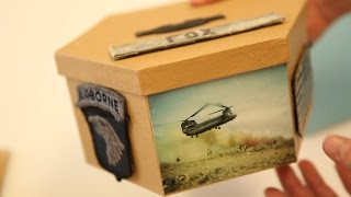 TBI Awareness: Memorial Box