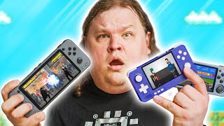 Where did these AWESOME Retro Consoles come from???