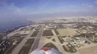 preview picture of video 'The Old International Airport of Athens - FPV'