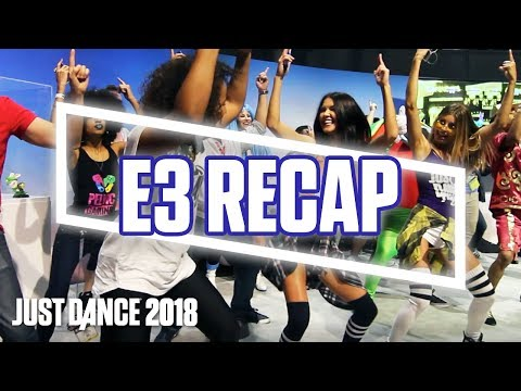 Just Dance 2018: E3 2017 Official Recap! | Ubisoft [US] thumbnail