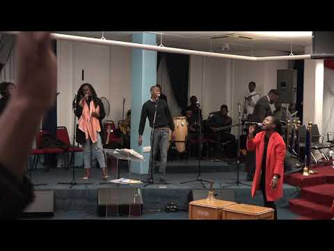 Genesis Youth Ministry Live at 5 Hours Praise Revival - Yoruba Gospel Music