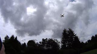 DJI Phantom 2 Первый Запуск, Квадрокоптер Дрон, Полет, Взлет, RC Drone, Жизнь в США, Америка, USA