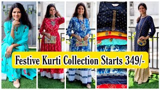 Festive collection starting @379/-
