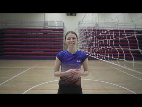 Cēsu sporta laureāts 2020 - Volejbols