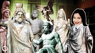 How Greek Mythology Inspires Us (feat. Lindsay Ellis) | It's Lit! | PBS Digital Studios