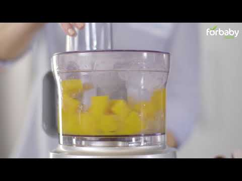 How to Make Baby Food - Pureed Food