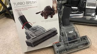 VAX Turbo Brush From Lidl, Unboxing & Quick Demo