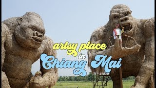 ARTSY PLACE IN CHIANG MAI #02