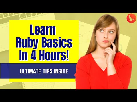 Ruby Programming Language Tutorial for Beginners In 4 Hours   OdinSchool