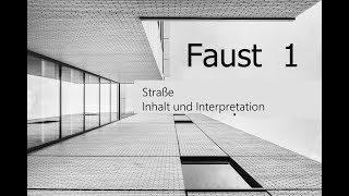 Goethes Faust Nacht Inhaltsangabe Und Interpretation самые