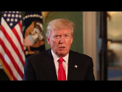 6/2/17: Weekly Address