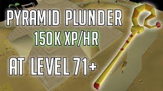 Pyramid Plunder - From Lvl 71+ (110-130k xp/hr)