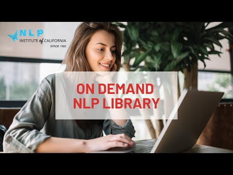 NLP Practitioner Online Certification: Advantage Of Learning 2020 ...