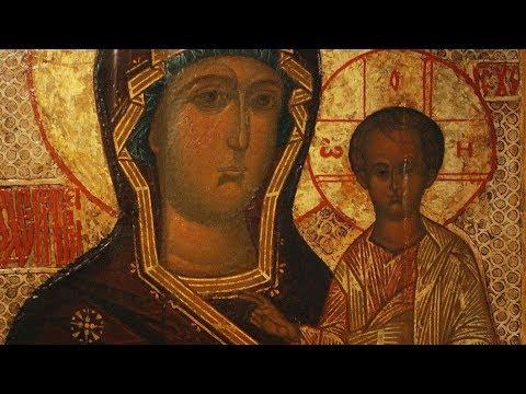 Православный календарь.Икона Божией Матери \