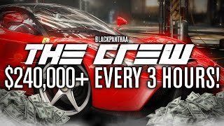"""THE CREW MONEY GUIDE!   $240,000+ EVERY 3 HOURS!   """"Send Friends"""""""