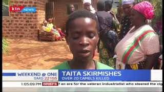 Over 20 camels killed during Taita skirmishes