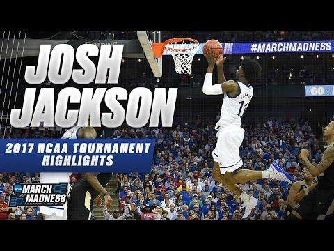 2017 NCAA Tournament: Kansas' Josh Jackson