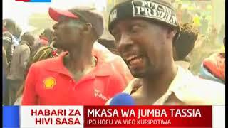 Jumba lenye ghorofa sita laporomoka Nairobi huku hofu ya vifo vikiripotiwa