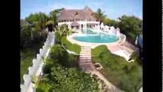 preview picture of video 'Msambweni Beach House, Exclusive & Private Villas - Kenya Beach & Safari Holidays'