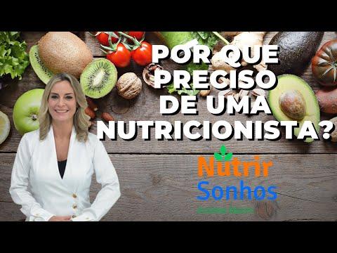 Porque Preciso de uma Nutricionista?-Saiba os motivos