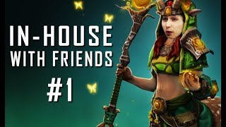 IN-HOUSE WITH FRIENDS #1 (SingSing Dota 2 Highlights #1257)