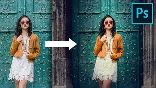 An Easy Trick to Make Your Subject POP in Photoshop!