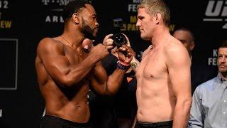 UFC 209: Encarada entre Rashad Evans e Daniel Kelly