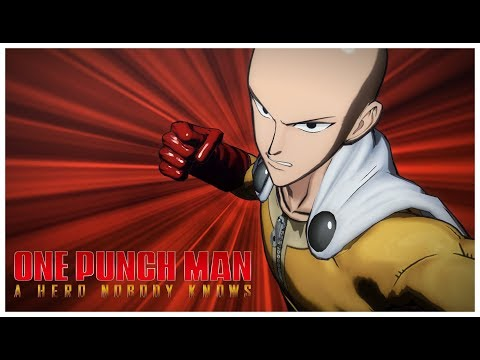 One Punch Man: A Hero Nobody Knows - Official Reveal Trailer (2019)