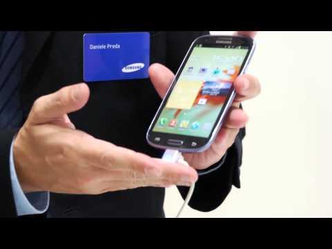 Samsung Stampanti Laser Multifunzione a colori e mobile printing - IFA 2012