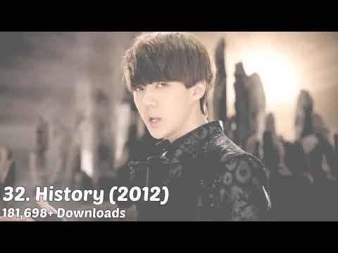 Top 50 Most Downloaded EXO Songs download YouTube video in