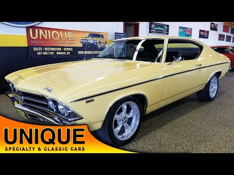 Video of '69 Chevelle - QBY5