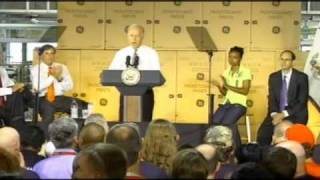 GE CEO Collapses During Joe Biden Speech