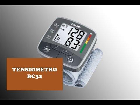 Tensiometro Beurer bc 32 - Tensiometro de muñeca