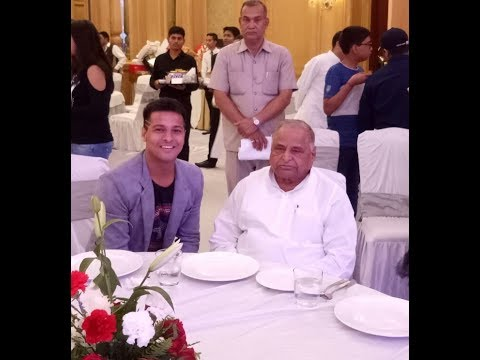 Mr Akhilesh yadav's twins birthday party