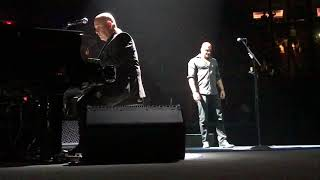 Nessun Dorma – Michael DelGuidice featuring Billy Joel on piano.