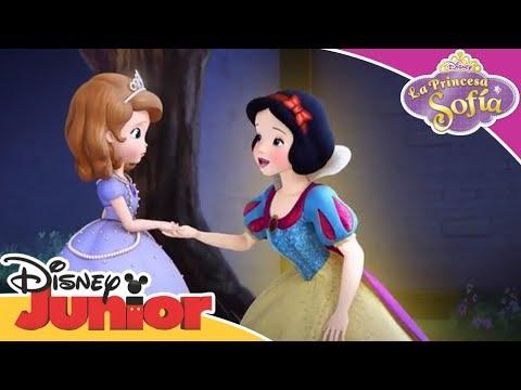 La Princesa Sofía: Momentos Mágicos - Confia en tí misma | Disney Junior Oficial