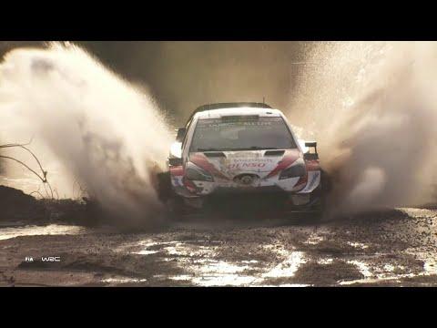 WRC 2019 Rd.5 アルゼンチン ハイライト動画 | TOYOTA GAZOO Racing
