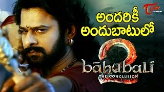 Baahubali 2 Available To Everyone #Baahubali2