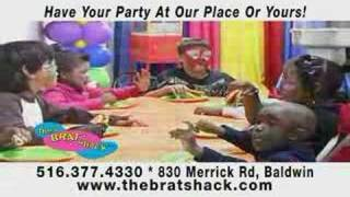 The Brat Shack Commercial
