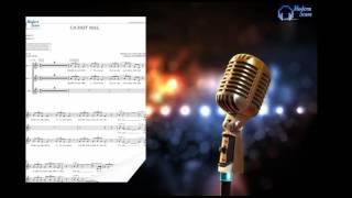 Ca fait Mal (Christophe Maé) - Partition Chorale  SSA