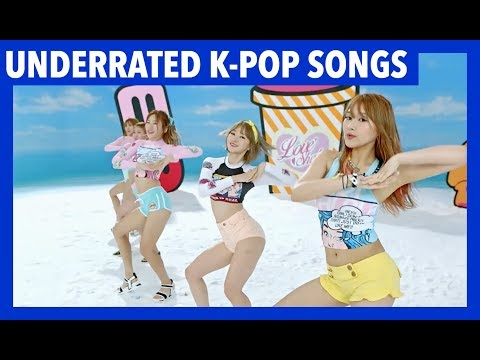 UNDERRATED K-POP SONGS (PART 16)