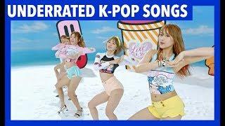 UNDERRATED K-POP SONGS (PART 16)