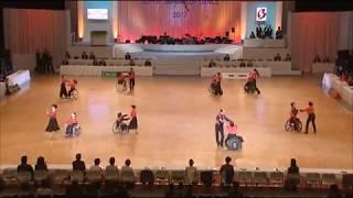 2017スーパージャパンカップダンス車いすダンス